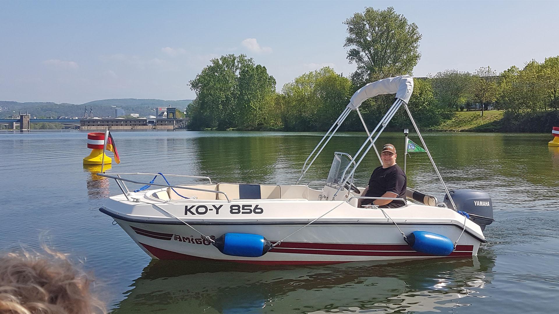 Fahrschulboot AMIGO